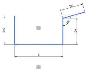Canalon de lamina galvanizada medidas reparaci n del - Como colocar un canalon ...
